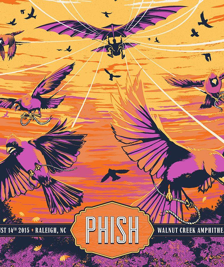 PHISH – Raleigh, NC