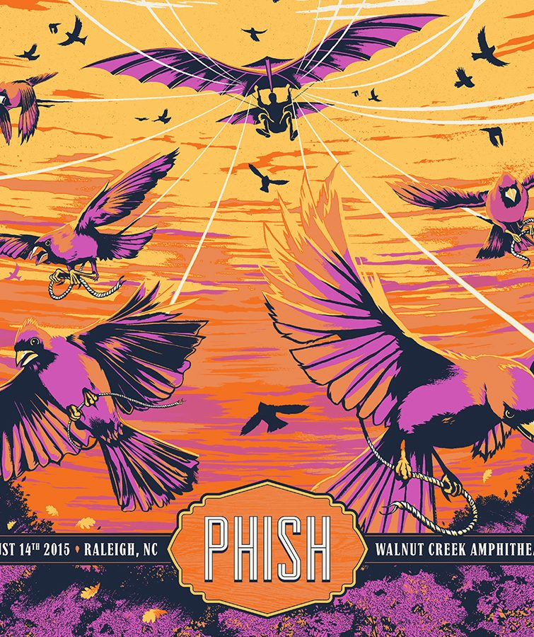 PHISH – Raleigh, NC