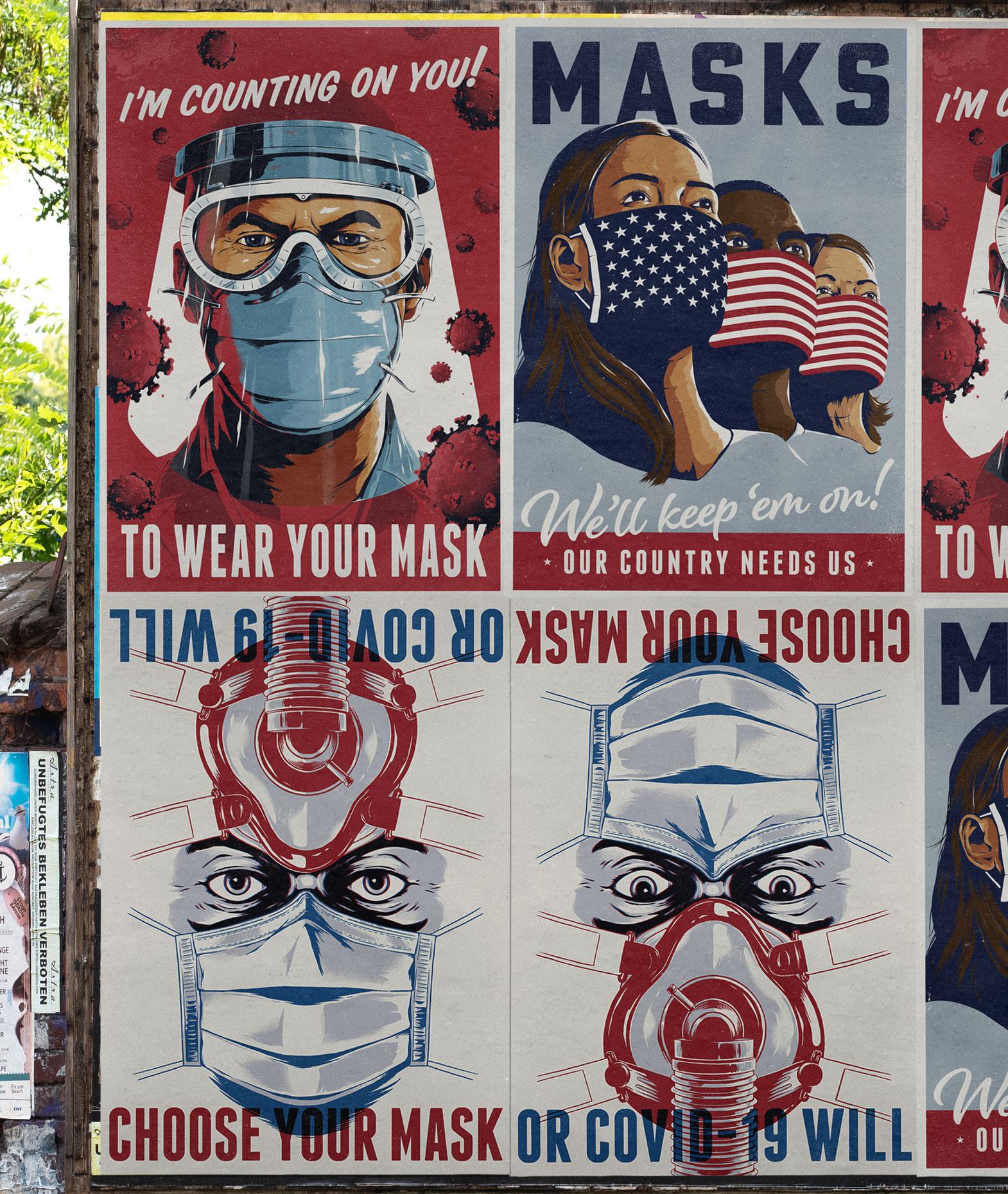 Masks For Freedom
